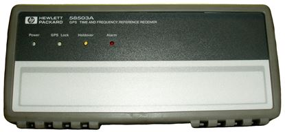 Picture of Agilent/HP 58503A GPS Time and Frequency Reference Receiver
