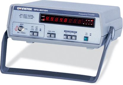 Picture of Instek GFC-8010H 120Hz Frequency Counter