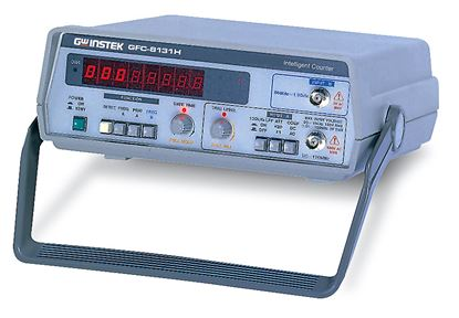 Picture of Instek GFC-8131H 1.3 GHz Frequency Counter