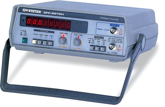 Picture of Instek GFC-8270H 2.7 GHz Frequency Counter