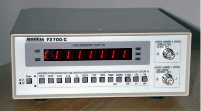 Picture of Madell FC-2700 2.7 GHz Frequency Counter New