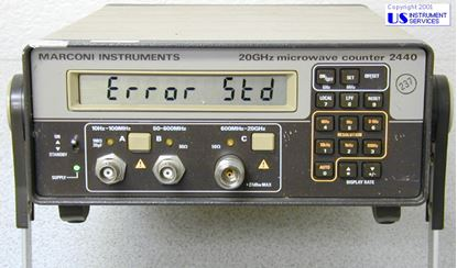 Picture of Marconi 20GHz ,Microwave Counter 2440