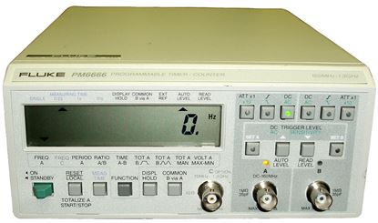 Picture of Phillps/Fluke PM6666 1.3 GHz Frequency Counter
