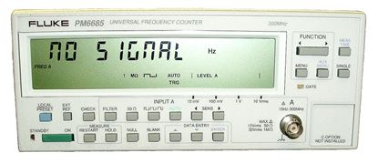Picture of Phillips PM6685 300 MHz Frequency Counter