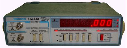 Picture of Tektronix CMC251 1.3 GHz Frequency Counter