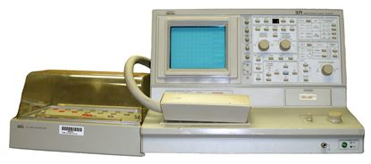 Picture of Tektronix 371 High Power Curve Tracer