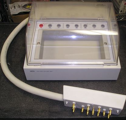 Picture of Tektronix 371A Test Fixture Only