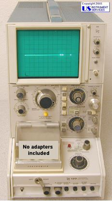 Picture of Tektronix 577 Storage Curve Tracer