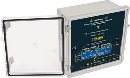 Picture of AEMC L104 4 Channel Bluetooth Equipped Data Logger