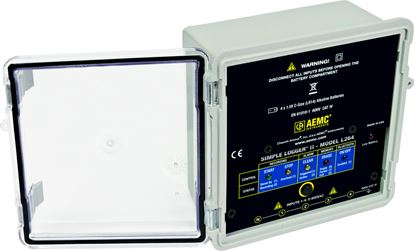 Picture of AEMC L264 4-Channel AC/DC Voltage Simple Logger II