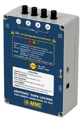 Picture of AEMC Sentinel SDL-A402 AC/DC Current Datalogger