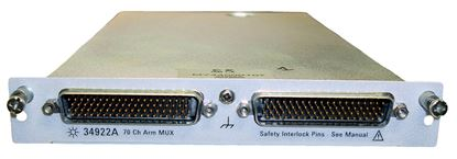 Picture of Agilent/HP 34922A 70 Channel Armature Multiplexer for 34980A