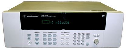 Picture of Agilent/HP 34980A Datalogger System