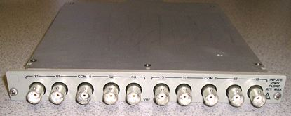 Picture of Agilent/HP 44472A Dual 1x4 VHF Multiplexer