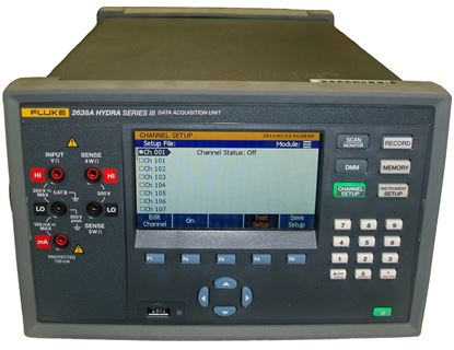 Picture of Fluke 2638A Hydra Series III Datalogger
