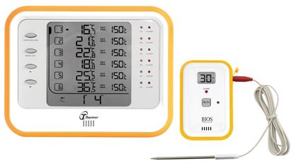 Picture of Reed 200TC Wireless Multiple Temperature Measurement System
