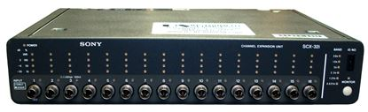 Picture of Sony SCX-32I 16 Channel Expansion Chassis w/ICP for the SIR-1000I