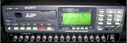 Picture of Sony SIR-1000 16 Channel Data Recorder