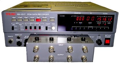 Picture of Teac RD-101T 4 Channel PCM Data Recorder