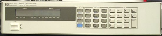 Picture of Agilent/HP 6060A Electronic Load