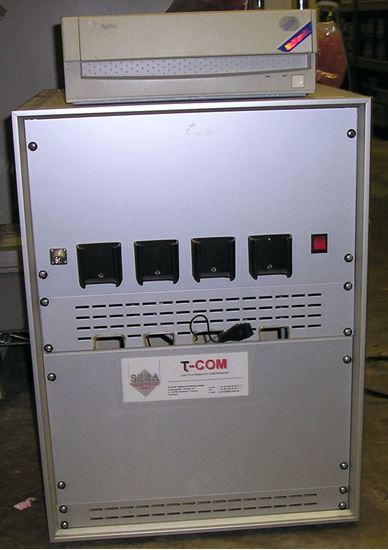 Picture of SESA T-COM GSM Load Test System