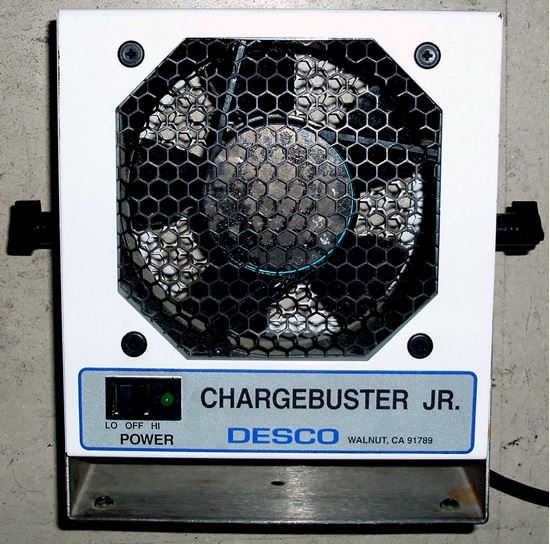 Picture of Desco A60450 Chargebuster Jr. Ionizer