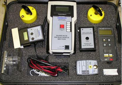 Picture of Desco ESD SurveyTest Kit