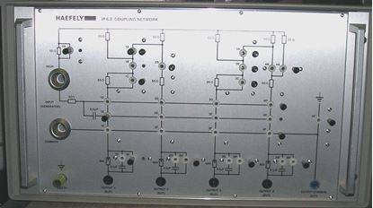 Picture of Haefely IP6.2 Coupling Network