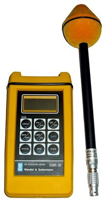Picture of Narda EMR-30 EM Radiation Meter
