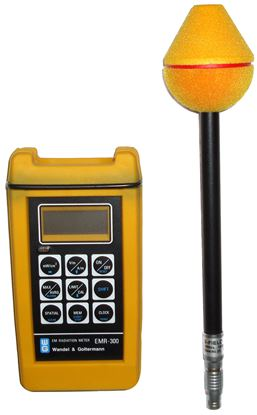 Picture of Narda/WG EMR-300 RF Survey Meter