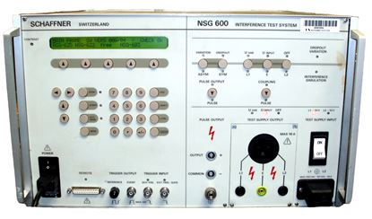 Picture of Schaffner NSG600 Interference Test System