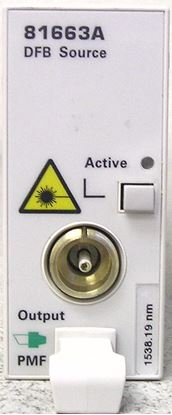 Picture of Agilent/HP 81663A DFB Source Laser