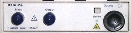 Picture of Agilent/HP 81682A Tunable Laser Source