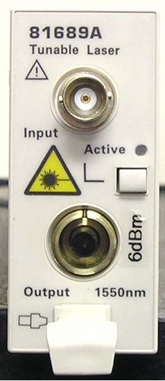 Picture of Agilent/HP 81689A Tunable Laser