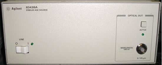 Picture of Agilent/HP 83438A Erbium ASE Source