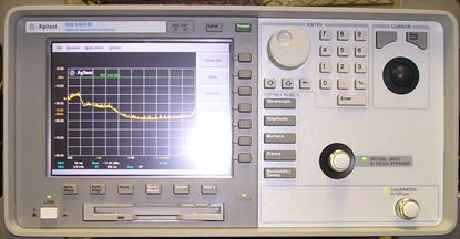 Picture of Agilent/HP 86145B High Performance Portable Optical Spectrum Analyzer