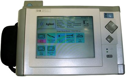Picture of Agilent/HP E6000A Optical Time Domain Reflectometer Mainframe