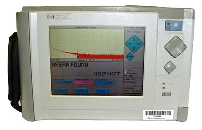 Picture of Agilent/HP E6000B Optical Time Domain Reflectometer Mainframe