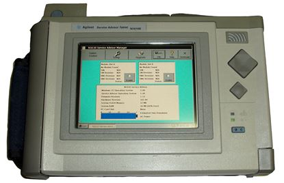 Picture of Agilent/HP N1610B Service Advisor Test Tablet