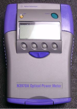 Picture of Agilent/HP N3970A Optical Power Meter