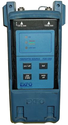 Picture of Exfo FOS-125A Handheld LED Light Source