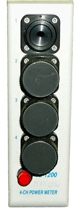 Picture of Exfo IQ-1200 4 Channel Optical Power Meter