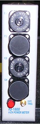 Picture of Exfo IQ-1643 4 Channel Fiber Optic Power Meter