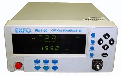 Picture of Exfo PM-1100 Lightwave Power Meter