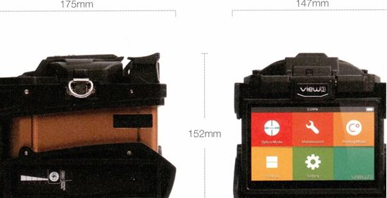 Picture of INNO View 3 Active V-Groove Fusion  Splicer