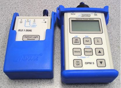 Picture of Noyes MLP 5-2B Multimode Fiber Optic Loss Test Kit