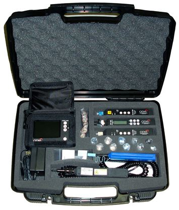 Picture of ODM TTK500 Visual Fiber Inspection Kit with USB