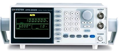 Picture of Instek AFG-2112 25 MHz Arbitrary Function Generator with Sweep