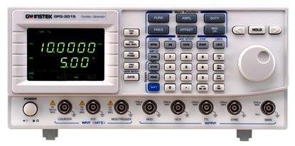 Picture of Instek GFG-3015 15 MHz Function Generator