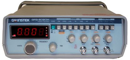 Picture of Instek GFG-8020H 2 MHz Function Generator